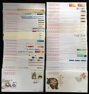 CHINA 2010-1~ 2010 -30  Full FDC Whole Year of TIGER stamps totol 61  FDC