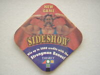 TABARET STRONGMAN BONUS! NEW GAME SIDESHOW COASTER