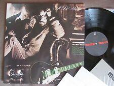 AL DI MEOLA Scenario JAPAN MASTER SOUND LP 32AP 2545 w/8-p MUSIC SHEET+INSERT