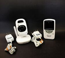 "Lorex 2.4"" Video Baby Infant Monitor & Camera System Night Vision Wireless Audio"