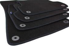 Fußmatten für Audi A4 8E B6 B7 Velours Stoffmatten Premium Auto Teppich Matten