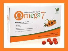 PHARMA NORD OMEGA 7 SEA BUCKTHORN OIL 150 CAPS 145MG MENOPAUSE DRY