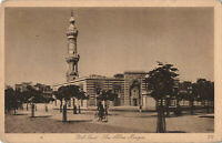 Port Said - The Abbas Mosque, Alexandria, Egypt Lovely Rare Vintage Postcard.