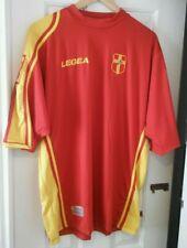 Messina Legea Red Away Shirt 2007/2008 Season.  Size UK XL (EUXXL).