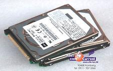 "6400MB 6,35 cm 2,5"" IDE P-ATA HDD 6,4 GB TOSHIBA HARD DISC MK6411MAT HARD-DRIVE"