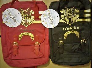 Harry Potter Rucksack/backpack with Hogwarts School logo preschool nursery