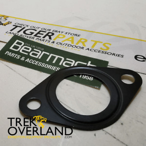 Land Rover Defender Discovery 2 TD5 Oil Filter Rotor Pipe Gasket - LRJ100000A