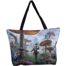 Alice In Wonderland Tote Handbag Shoulder Bag Messenger Purse p26 w1003
