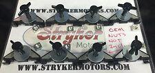 Jeep Wrangler JK Hardtop Targa Freedom Top  Nuts Bolts 07-15 Thumb Screws Set 8