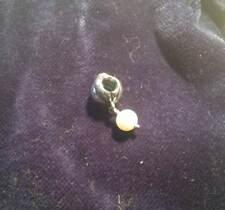 Original Pandora Charm mit Perle