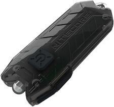 """NIB Nitecore LED Tube Light Black NCTUBEB 2 1/4"""" overall. Polycarbonat"""