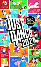 Just Dance 2021 (switch) (Nuevo)