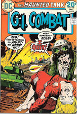 G.I. Combat Comic Book #168, DC Comics 1974 FINE