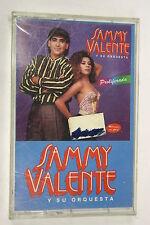 Sammy valente y su orquesta(Audio Cassette Sealed)