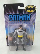Batman TAS The Animated Series Silver Suit BATMAN Action Figure DC Mattel 2003