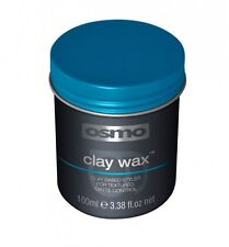 Osmo Clay Matte Wax No Shine 100ml Official Stockists Free UK P&P