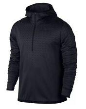 NWT Nike Dri-FIT Men's Training Hoodie -SIZE XLarge - BlacK 860941-010