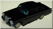Rasant Diecast Ho Slot Car - Mercedes 250 Se - Black
