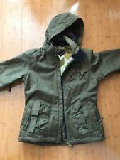 Orage Gallery Winter Snowboard Jacket Green Women Medium Size