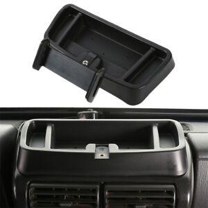 Dash Adjustable Multi-Mount Holder Storage Box Phone Kit For 97-06 Jeep Wrangler