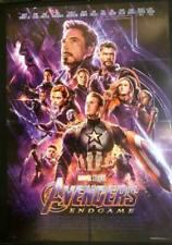 Avengers Endgame (2019) Manifesto originale Prima Edizione ITA 100X140cm