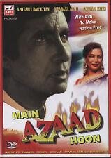 Main Azaad Hoon Hindi DVD Movie