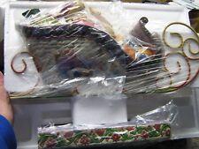 Jim Shore Enesco Heartwood Creek Collectible Delivering Joy Santa NIB