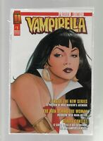 Vampirella Preview Edition #1A - March 2001 - Harris Comics - Mike Mayhew