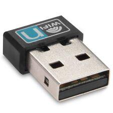 150Mbps USB WiFi Inalambrico tarjeta Ralink RT5370 adaptador de red - Negro AC