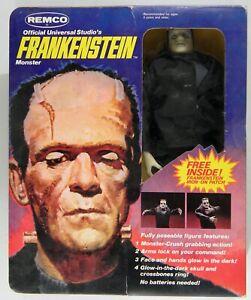 RARE Vintage 1980 Remco Universal Monsters Frankenstein