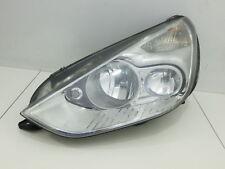 Ford Galaxy wa6 06-10 RHD HEADLIGHT HEADLAMPS LEFT HALOGEN 6m21-13w030-bh
