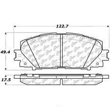 Disc Brake Pad Set fits 2007-2018 Toyota Yaris  CENTRIC PARTS