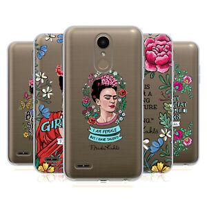 OFFICIAL FRIDA KAHLO ART & QUOTES GEL CASE FOR LG PHONES 2