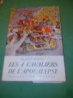 Blasco Ibanez - Les 4 cavaliers de l'Apocalypse - Collection Pourpre (1954)
