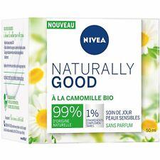 Crème visage hydratante camomille Bio NIVEA 50 ml