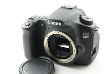 [Excellent++] Canon EOS 60D 18.0MP DSLR Camera Black Body w/ Cap Body Only READ