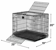 Animal Wire Cage Home for Rabbit Bunny Habitat Travelling Outdoor Indoor Lodge