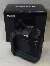 Canon EOS 1DX 1D X 18.1MP Digital Camera Body Two Battery Charger Disk USB Full