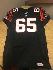 1999 Game Issued Cincinnati Bengals Jersey Greg Krause 54 NFL Arena League Team