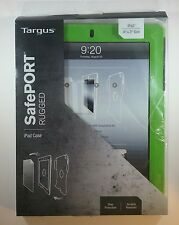TARGUS SAFEPORT RUGGED IPAD CASE 3RD &4TH GENERATION THD04505US FREE SHIP! GREEN