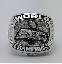 2013-2014 Seattle Seahawks World Championship Ring Gift !