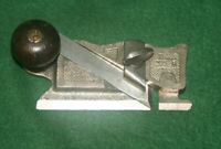 FINE CLEAN & REFURBISHED USER Vintage Stanley No 98 Side Rabbet Plane Inv# PH06