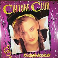 Culture Club - Kissing To Be Clever - Epic Records - 1982 - Vinyl LP