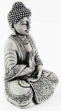 Meditating Sitting Cement Buddha Concrete Yoga Statue Meditating Sculpture Mudra