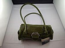 "New With Tags - Dolce Vita Womens Green Gator Look Purse/Handbag - 12"" X 5"" X 5"""