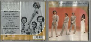 Gladys Knight & the Pips  - Platinum & Gold Collection (CD, Aug-2003, BMG)
