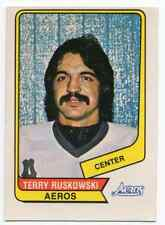 1X TERRY RUSKOWSKI 1976 77 O Pee Chee WHA #38 RC Rookie NRMT opc ROADRUNNERS