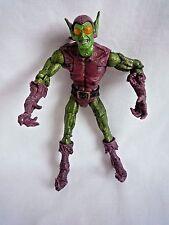 """Marvel siniestro seis Duende Verde 7"""" Toybiz 2004"""