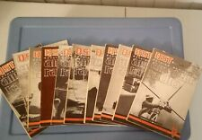 QST magazine, complete year 1972 ARRL