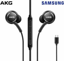 Samsung Galaxy Note10 Akg Usb-C Headphones wired Type C Earbuds Note10 plus &S20